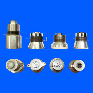 Ultrasonic Welding Transducer for Metal and Plastic Welding Machine Piezoceramic Company
