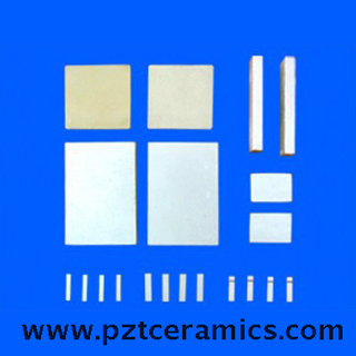 Piezoelectric Rectangle Element