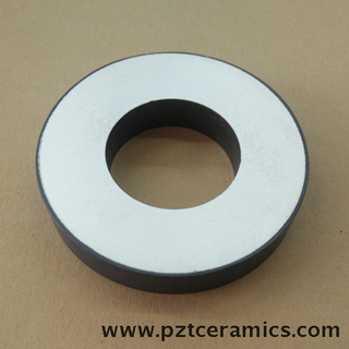 Piezoelectric Ceramic Ring Components