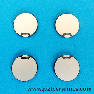 Piezoelectric Ceramic Beauty Element