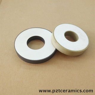 piezoelectric ceramic ring