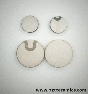Piezoelectric Ceramic Disc Component